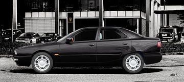 Maserati Quattroporte IV in black