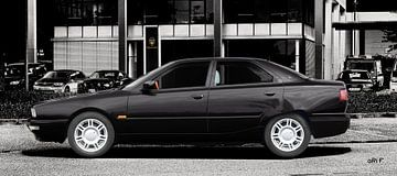 Maserati Quattroporte IV in het zwart van aRi F. Huber