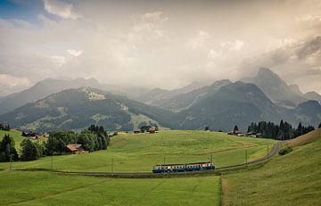 Rail Away von Jesse Kraal