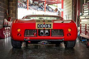 Ford GT40 02 von Aron Nijs