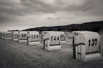 Strandstoelen van Steffen Peters