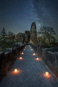 Basteibrücke von Sergej Nickel