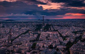 Parijs voordat de lichten aangaan van Joris Pannemans - Loris Photography