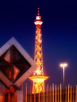 Berlin – Funkturm sur Alexander Voss