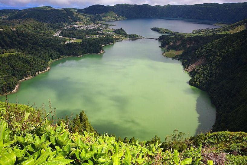 Lagune der Sieben Städte sur Jan Brons