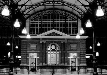 station amsterdam van Frencis van Run