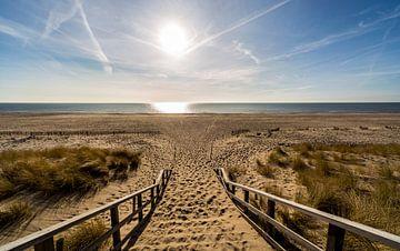 Strand van Peter Hoogeveen