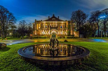 Villa Parkzicht in Rotterdam sur MS Fotografie | Marc van der Stelt