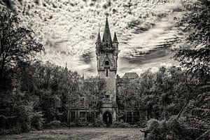 Verlaten Plaats Chateau Noisy van