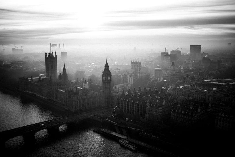 London Fog I van Jesse Kraal