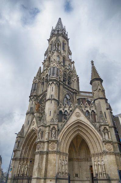 De Heilige Hart kerk van Mark Bolijn