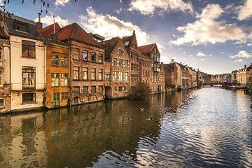 Architectuur van Gent van