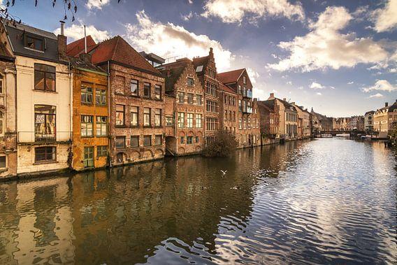Architectuur van Gent