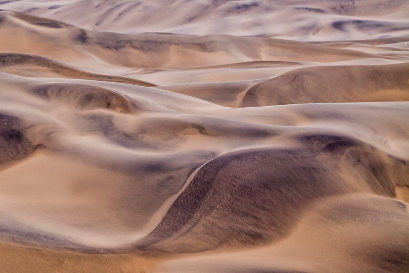 Zandduinen Swakopmund van Cor de Bruijn