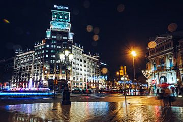 Barcelona - Passeig de Gracia sur Alexander Voss