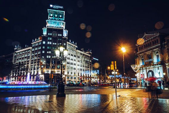 Barcelona - Passeig de Gracia