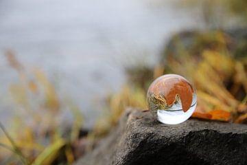 Herbstkugel van Heike Hultsch
