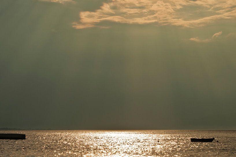 Strepen zonlicht sur Miranda van Hulst