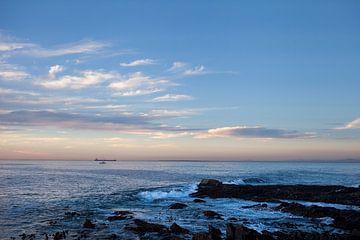 Robben eiland view