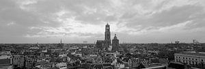 Panorama: Utrecht, Skyline met de prachtige Dom