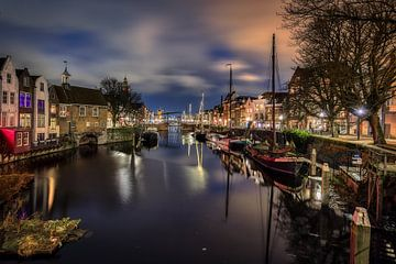Altes Delfshaven von Mart Houtman