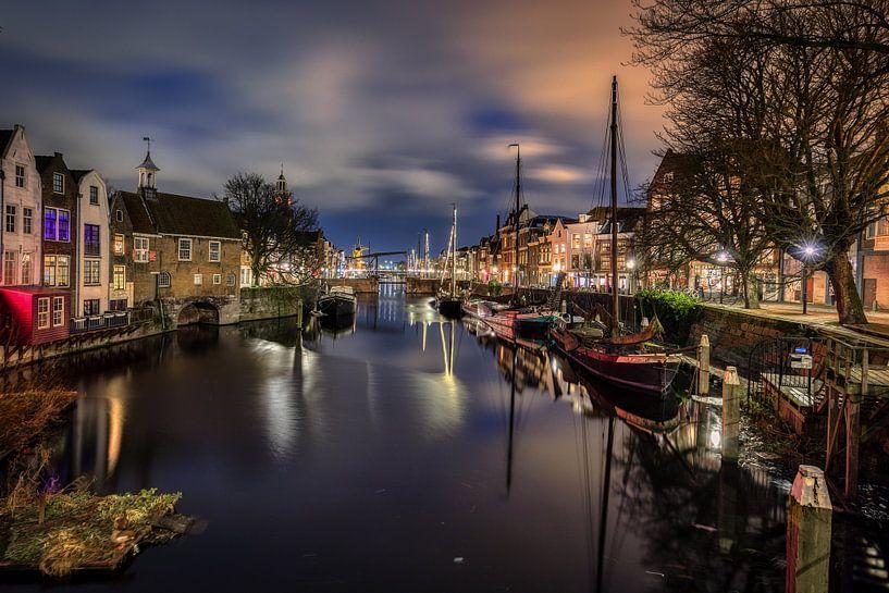 Oud Delfshaven van Mart Houtman