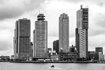 Skyline Rotterdam von Sjors Gijsbers
