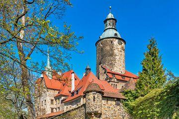 Burg Tzschocha, Polen von Gunter Kirsch