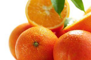 Verse sinaasappelen fijne genot