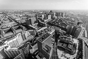 Den Haag vanaf 140m hoogte. von Renzo Gerritsen