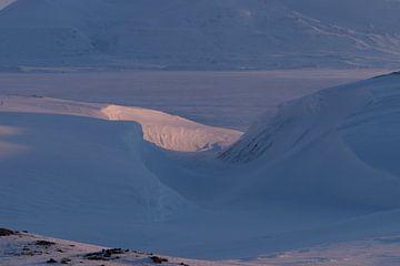 Bolterdalen op Spitsbergen van Kai Müller