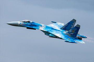 Sukhoi Su-27 'Flanker' van Kris Christiaens