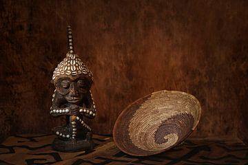 La vie des Stil africains. sur Saskia Dingemans