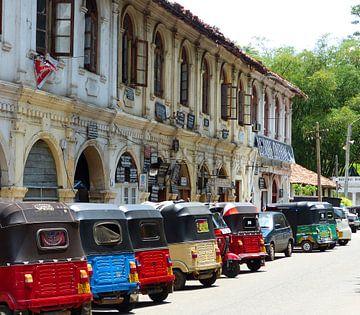 Tuktuk  Sri Lanka van Gonnie van Hove