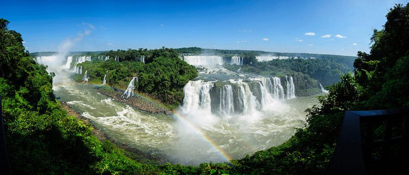 Watervallen van Iguaçu sur Sjoerd Mouissie
