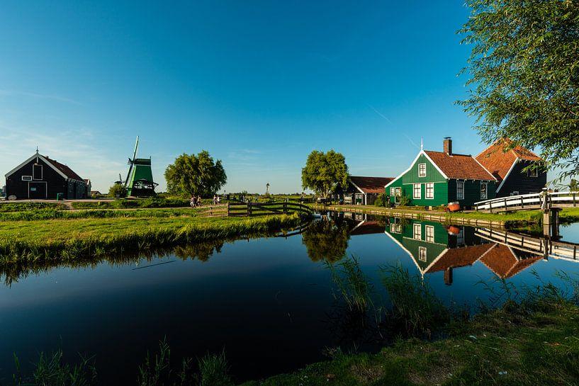 Zaanse Schans Nederland van Brian Morgan