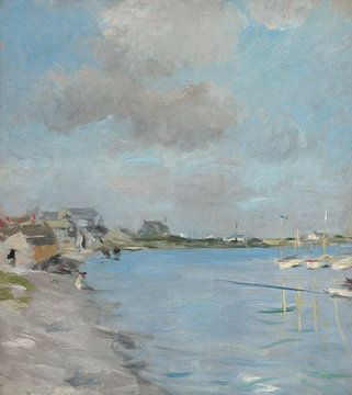 Charles Webster Hawthorne~Skizze, Hyannisport