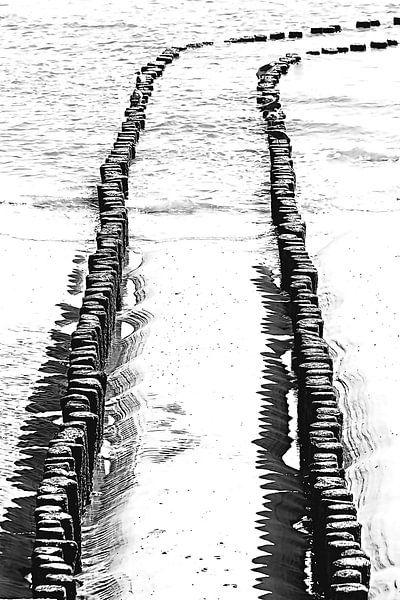 Het hoekje om .......... van Art by Jeronimo