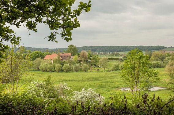 Geuldal in Zuid-Limburg