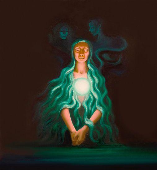 Spirits van Marije du Bateau