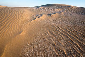 Hollandse zandverstuiving van Leendert Noordzij Photography