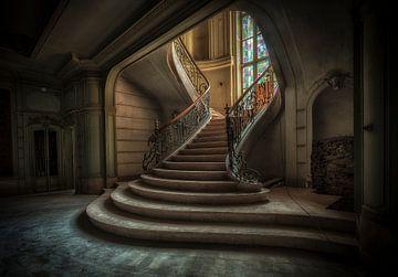 Schloss Belgien von Kelly van den Brande