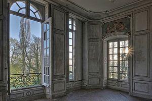 Prachtige kamer in verlaten Chateau