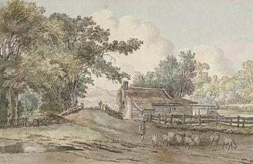 Elswoutshoek in Overveen, Pieter Gerardus van Os