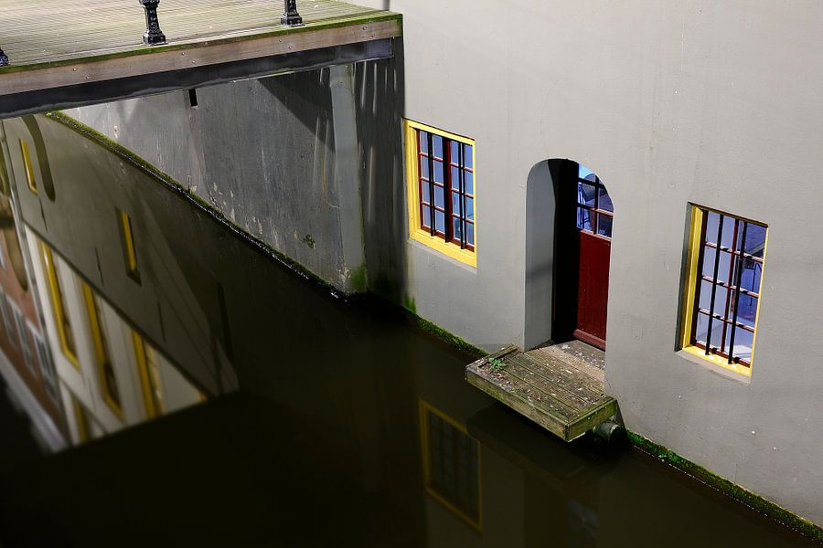 Kromme Nieuwegracht 39 in Utrecht
