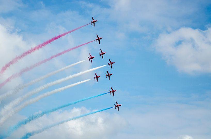 Red Arrows Strike again van Lennard Deij