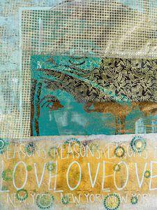 LOVE LOVE LOVE van Gabi Hampe