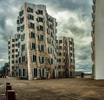 Medienhafen Düsseldorf 1 von Johnny Flash