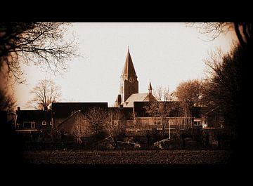 Kerktoren van Harold Wilke