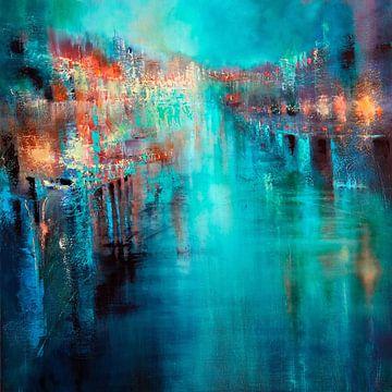 Lichterflut von Annette Schmucker